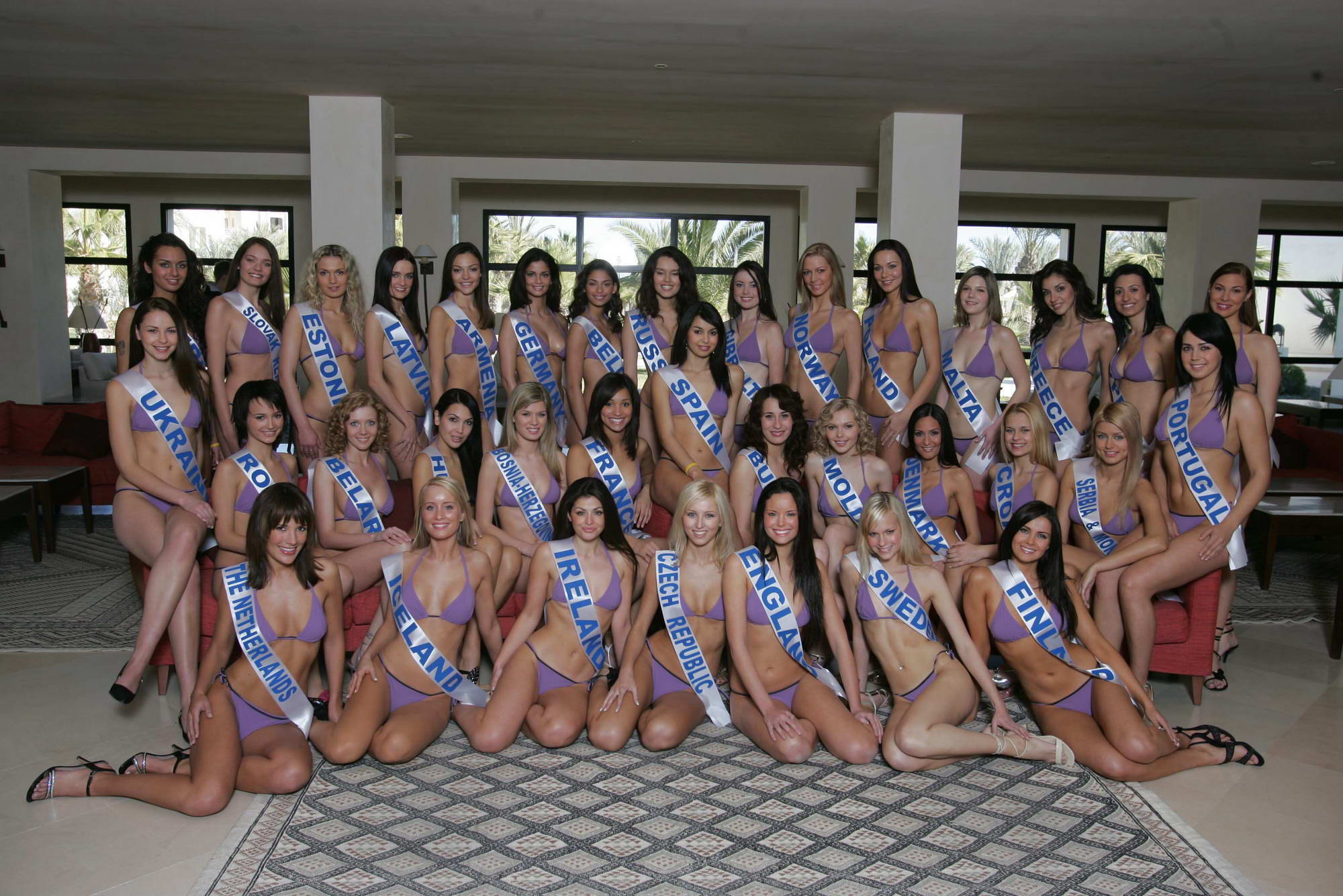 Miss Europe 2005
